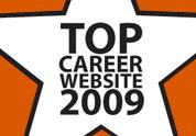 Potentialpark Top Employer Web Benchmark 2009