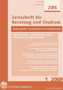 Zeitschrift für Beratung und Studium