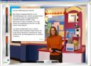 Begrüßung im virtuellen Eiswerk von Ben&Jerry´s