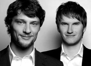 Alexander Fedossov und Jan Kirchner von atenta
