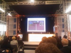 Vortrag Gero Hesse bei der Zukunft Personal