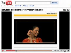 Berufsbild des Bankers