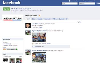 Media-Saturn Facebook