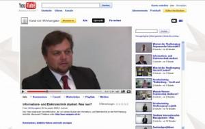 Youtube Channel Studienorientierung HAW Hamburg