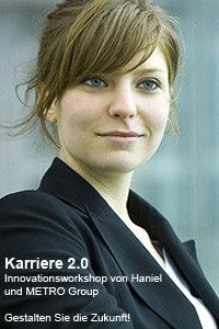 Karriere_2.0_Innovationsworkshop von Haniel und MetroGroup