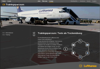Lufthansa_Trainingsparcours