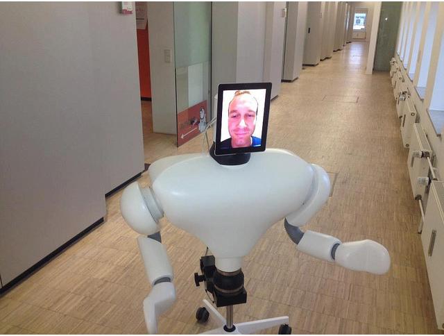 Der virtuelle Probetag - RoboJob