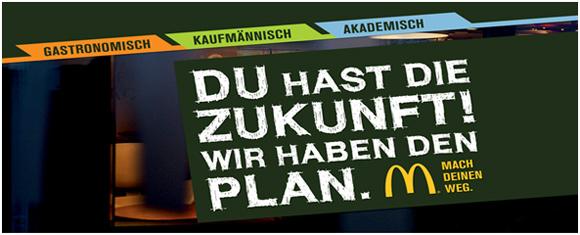 McDonalds_Du hast die Zukunft_wir haben den Plan