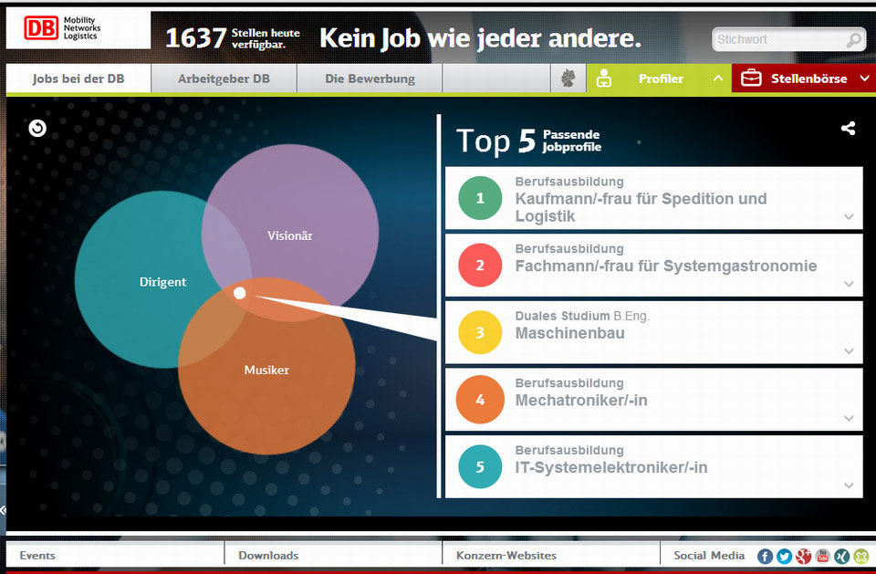 karriere deutsche bahn duales studium