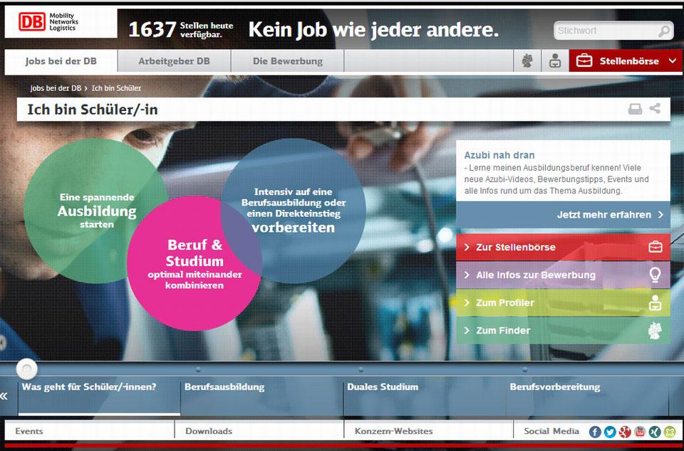 Gelungen Deutsche Bahn Präsentiert Profiler Zur Spielerischen