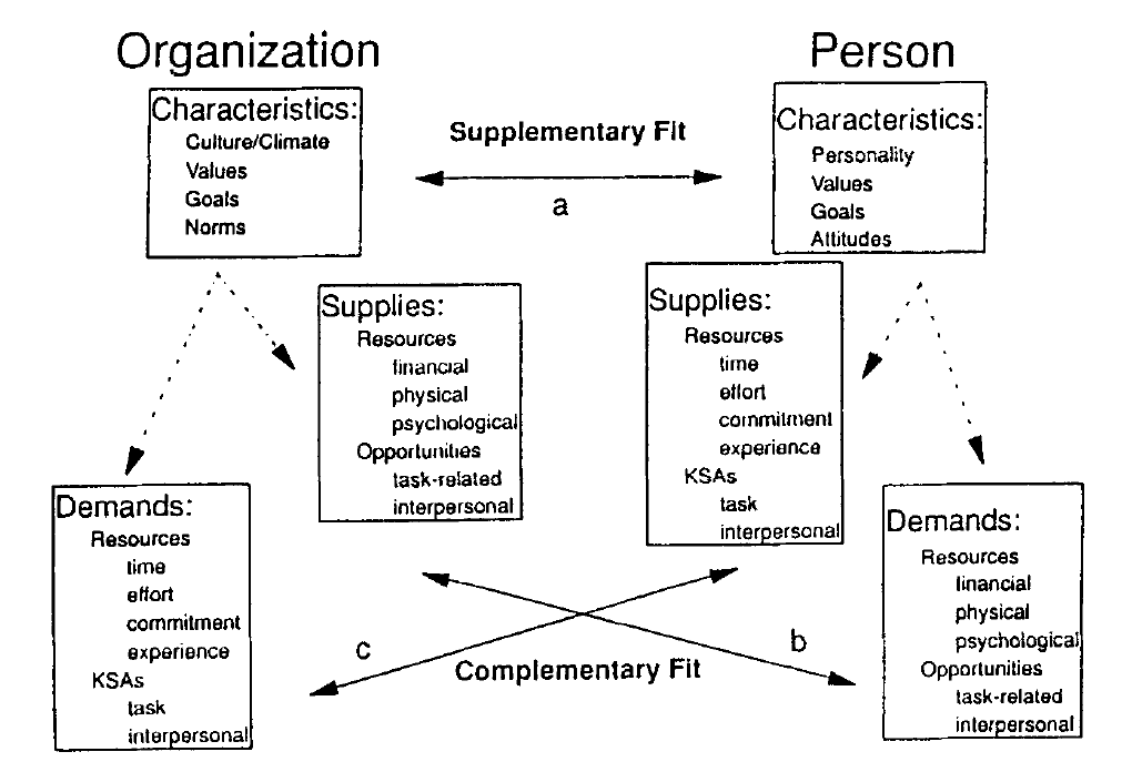 Person-Organization-Fit