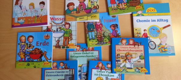 BASF Pixi-Bücher