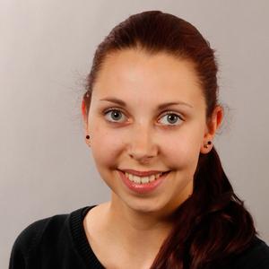 Jessica Haupt, Auszubildende zur Lacklaborantin bei Brillux