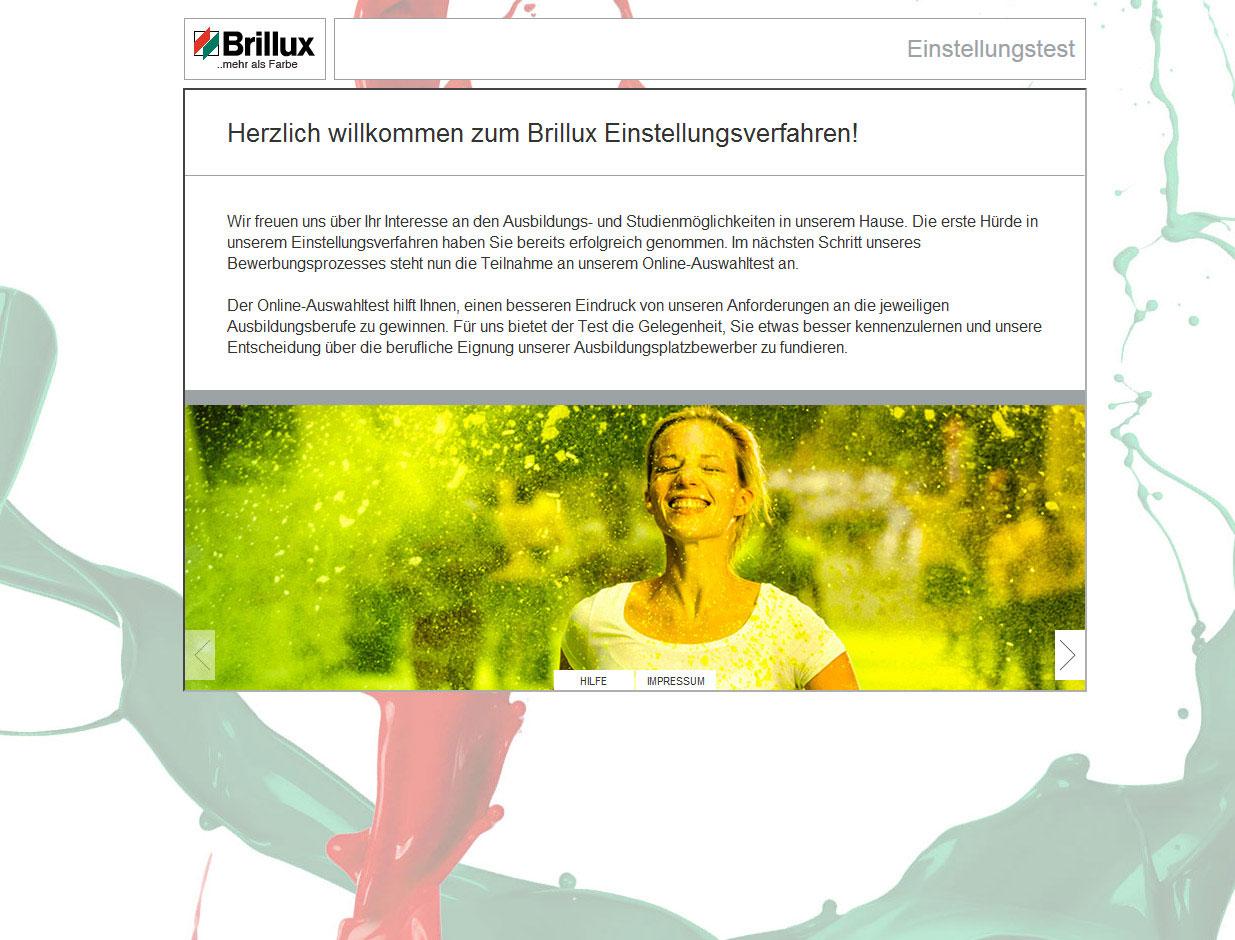 Jetzt wird es bunt – Brillux nutzt Online-Assessment für die