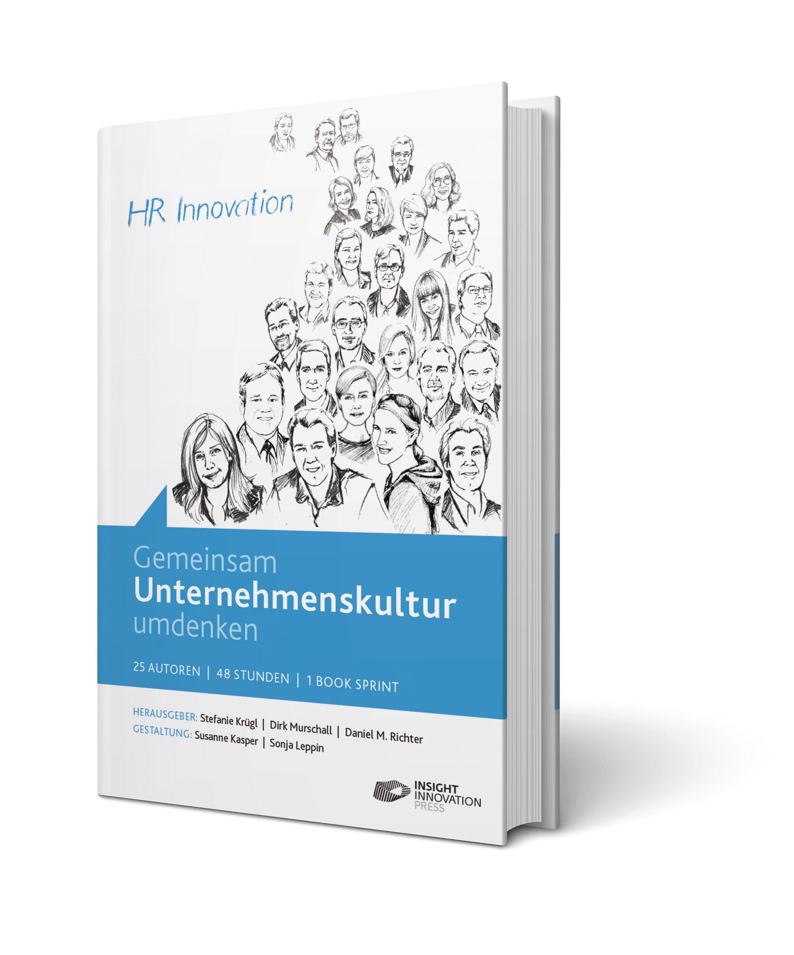 HR-Innovation: Gemeinsam Unternehmenskultur umdenken