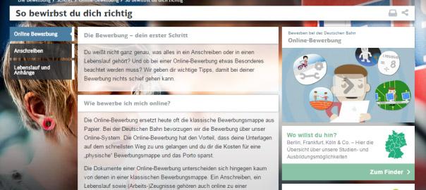 Deutsche Bahn Karriere Recrutainment Blog