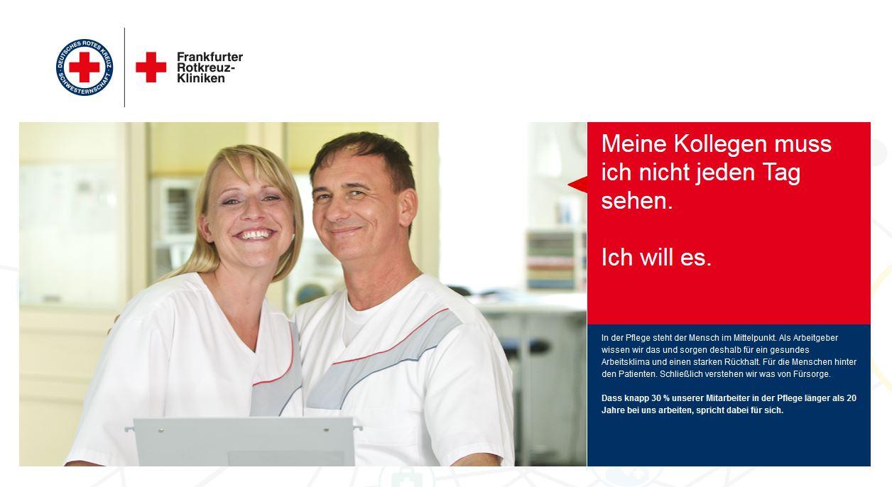 Slideshow der Rotkreuz-Kliniken