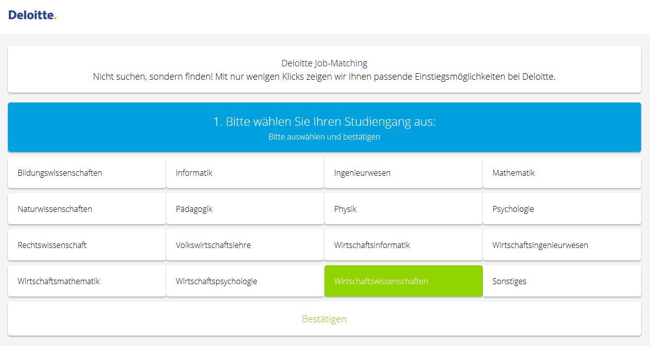 Deloitte_Job-Matching_Frage 1
