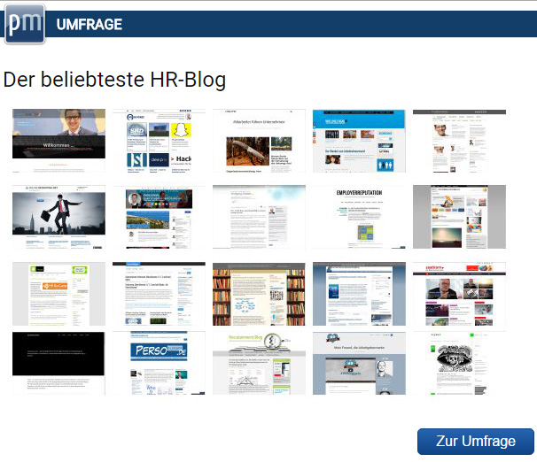 beliebteste blogs