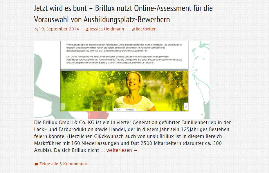 Brillux_Auswahltest