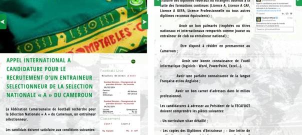 Stellenanzeige_Kamerun_Nationaltrainer