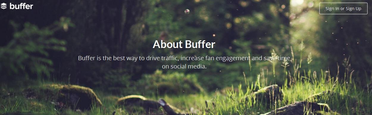 About Buffer