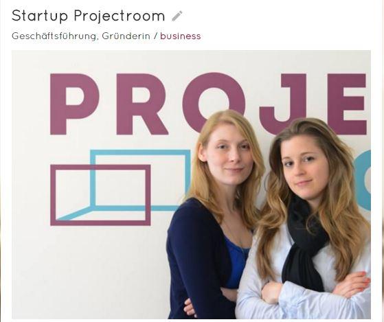 Projectroom_Gründerinnen