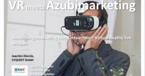 VirtualReality_Azubimarketing