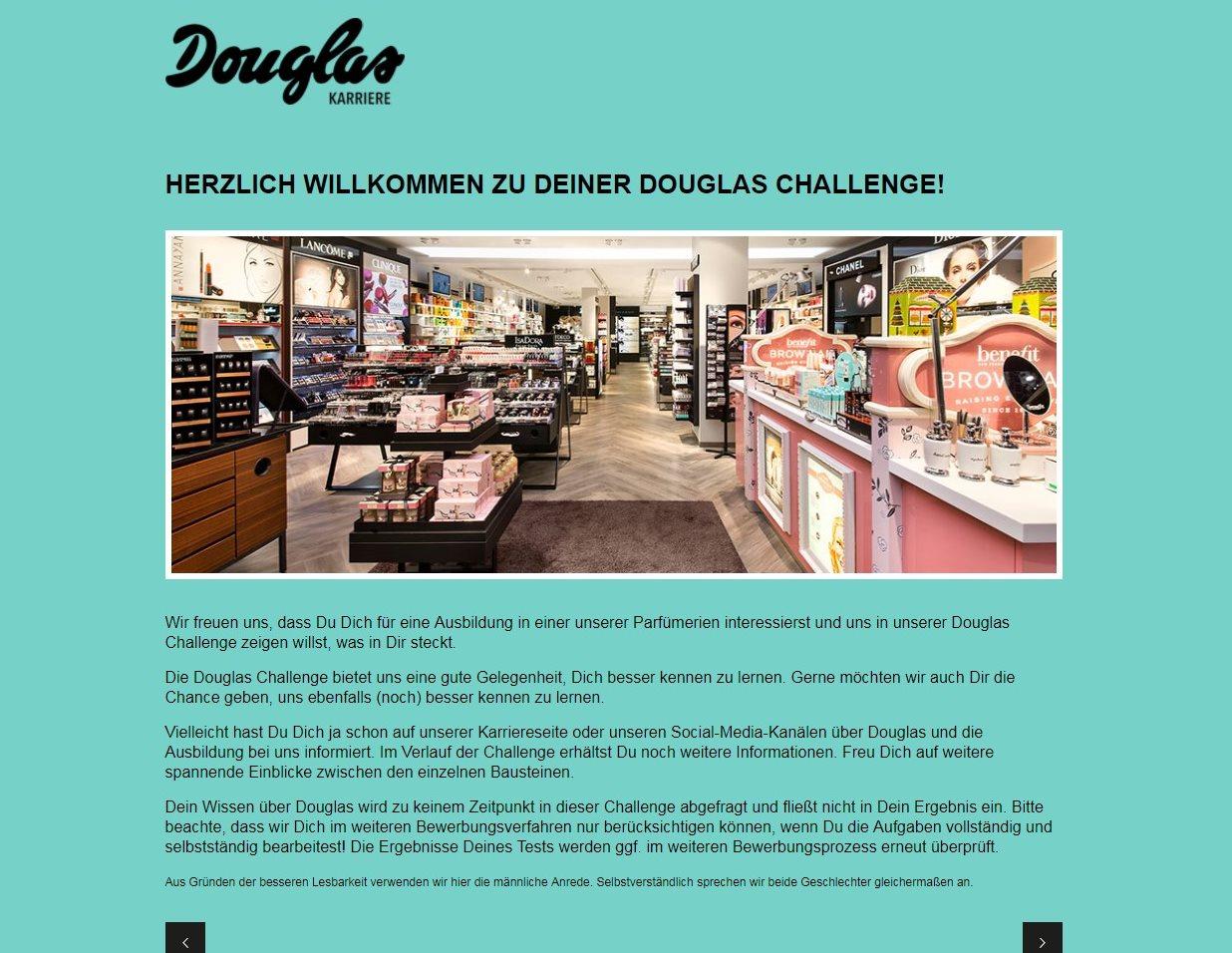 Douglas Nebenjob Douglas Aushilfe Jobs Berlin 2