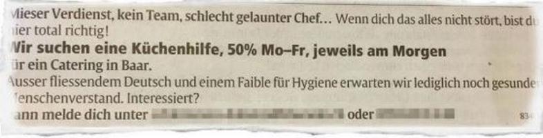 Thumbnail of https://blog.recrutainment.de/2017/12/15/fundstueck-zum-wochenende-schlechte-bezahlung-mies-gelaunter-chef-schonungslos-ehrliche-stellenanzeige-und-was-man-davon-lernen-kann/
