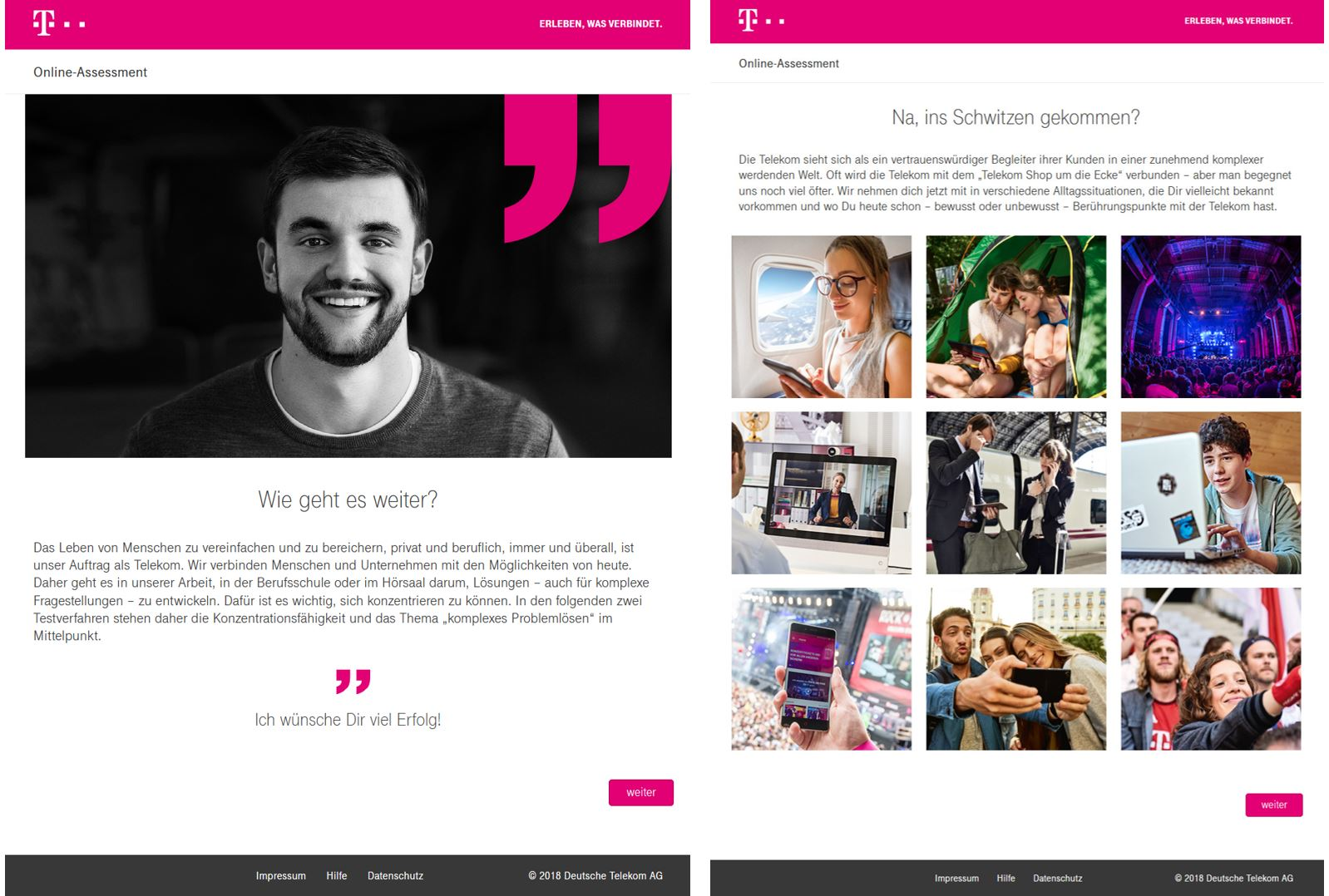 Neues Jahr Neue Ziele Zeit Für Ein Neues Online Assessment Bei Der